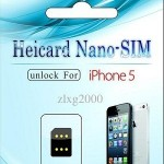 sim ghep Heicard unlock iPhone 5