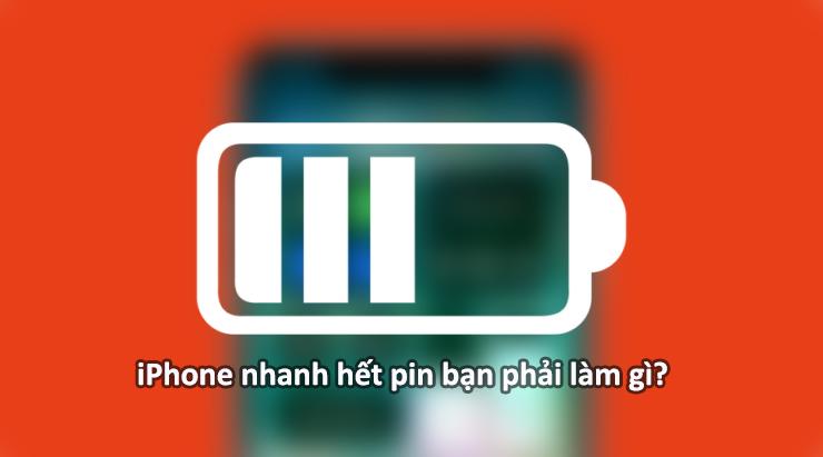 Sửa Lỗi Pin Ảo, Hao Pin, Pin Nhanh Hết Trên iPhone x