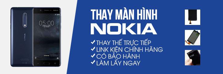 Thay màn hình Nokia 5 chính hãng tại HN, BN, HCM