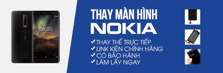 Thay màn hình Nokia 6 chính hãng tại HN, BN, HCM