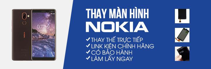 Thay màn hình Nokia 7 Plus chính hãng tại HN, BN, HCM