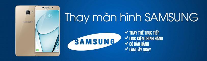 Thay mặt kính màn hình samsung a9 pro chính hãng tại hà nội
