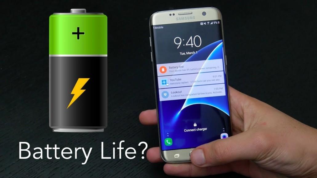Thay pin Samsung Galaxy S7 Edge tại hà nội