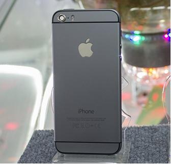 Vỏ iPhone 5, 5S lên thành 6 màu đen - suachua60s.com