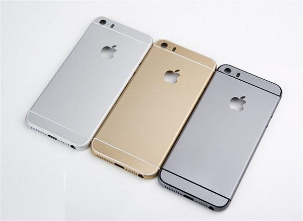 Thay vỏ iPhone 5, 5S lên thành 6