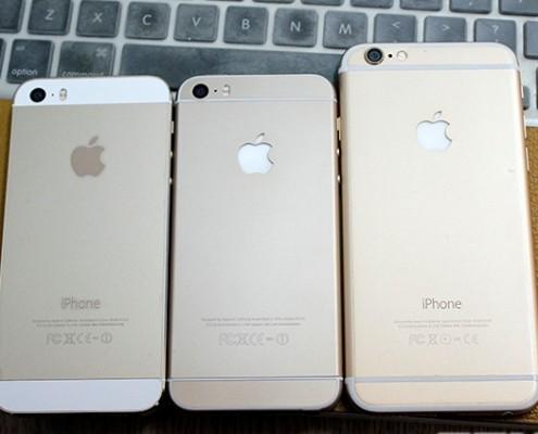 Thay vỏ iPhone 5, 5S thành 6 - Độ vỏ cho iPhone