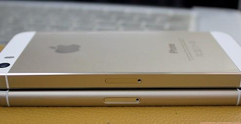 Thay vỏ iPhone 5,5S thành 6 - Độ vỏ iPhone_iPhone 5S và 5S độ