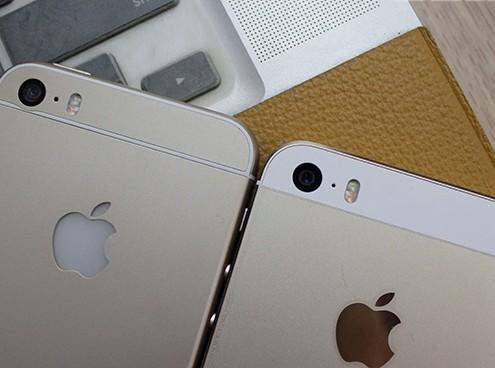 Thay vỏ iPhone 5,5S thành 6 - Độ vỏ iPhone_Kích cỡ không có nhiều thay đổi