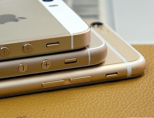 Thay vỏ iPhone 5,5S thành 6 - Độ vỏ iPhone_3 mẫu iPhone đọ dáng