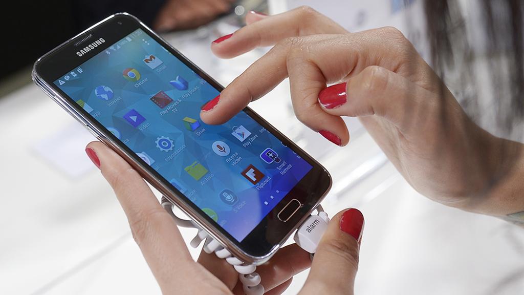 Sửa liệt cảm ứng Samsung