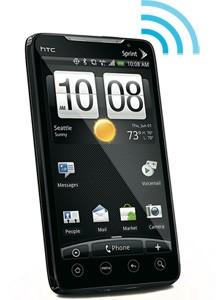 Điện thoại HTC lỗi wifi