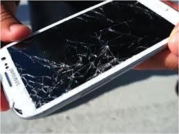 Samsung Galaxy S3 vỡ màn