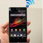 Điện thoại Sony lỗi wifi