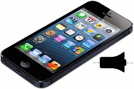 sua loa iphone