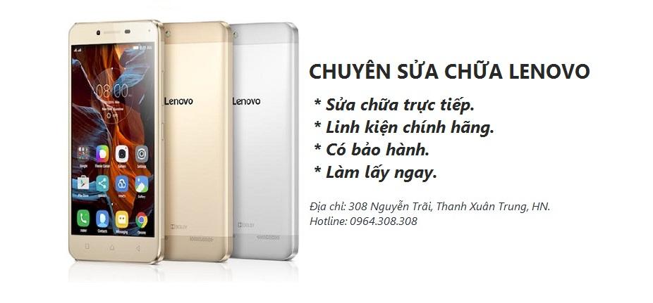 Sửa chữa điện thoại Lenovo vibe k5 uy tín lấy ngay ở Hà Nội