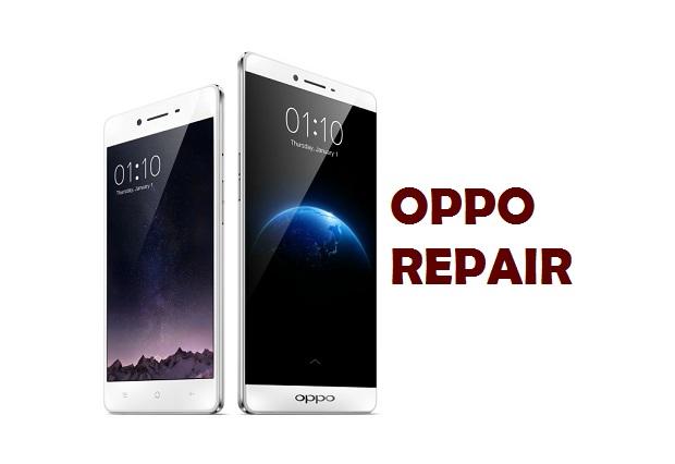 Sửa chữa điện thoại Oppo uy tín lấy ngay tại Hà Nội