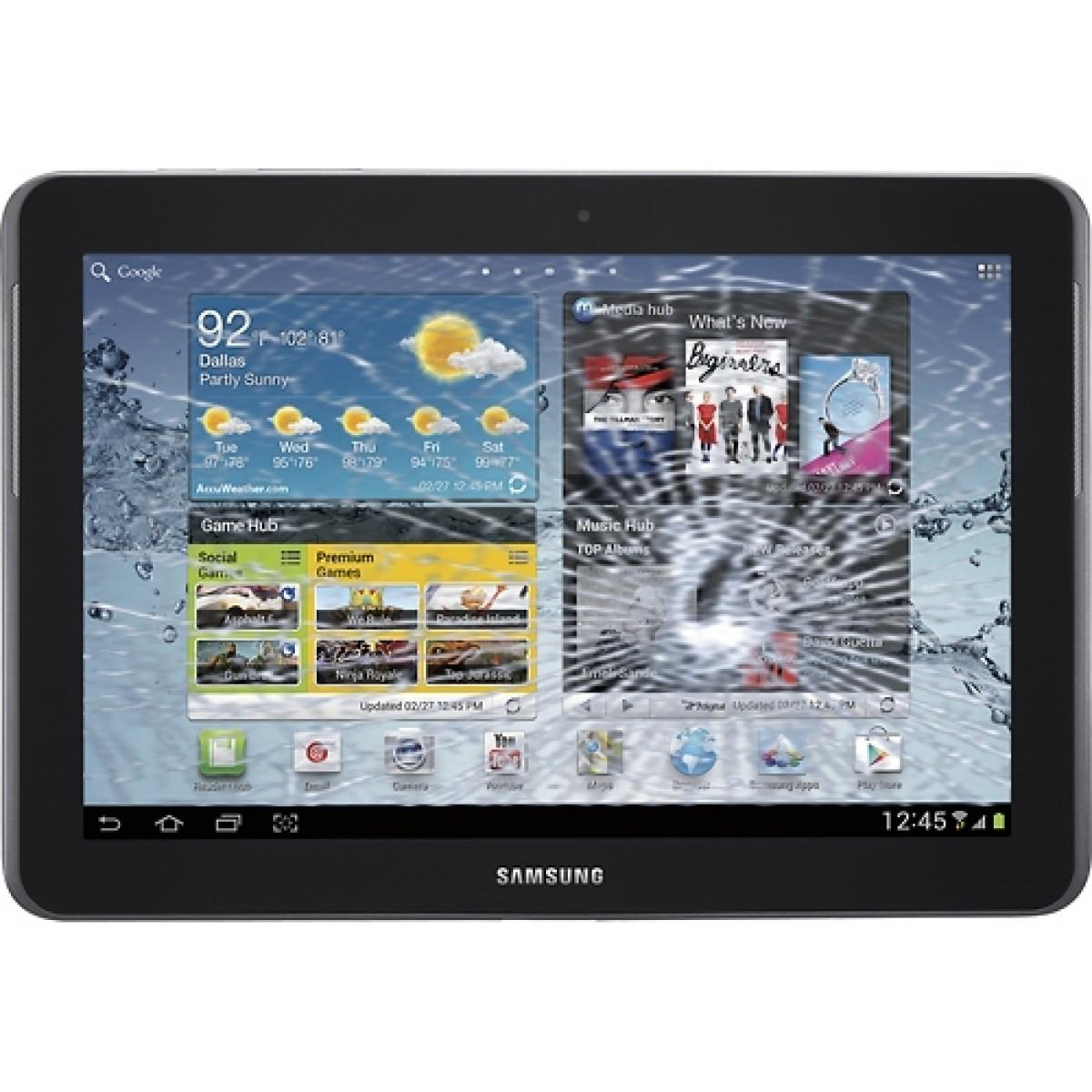 Thay màn hình máy tính bảng Samsung chính hãng