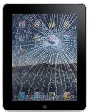 Thay màn hình máy tính bảng iPad chính hãng